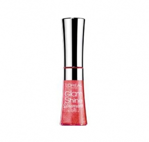 Gloss L'oreal Glam Shine Diamant - 164 Ruby Carat
