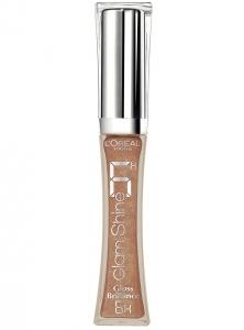 Gloss rezistent la transfer L'OREAL Glam Shine 6H - 300 Golden Tattoo, 6ml