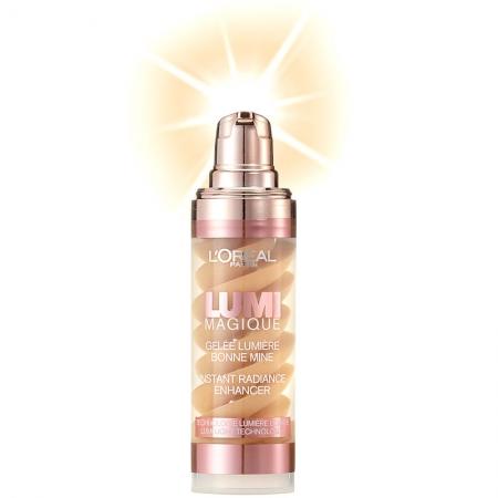 Gel pentru iluminare L'Oreal Paris Lumi Magique Instant Radiance Enhancer, 30 ml
