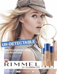 Fond de Ten Rimmel Match Perfection - 400 Natural Beige2