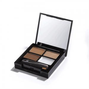 Kit Pentru Sprancene MAKEUP REVOLUTION Focus & Fix - Medium  Dark