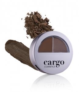 Kit Pentru Conturarea si Definirea Sprancenelor Cargo Brow How - Dark