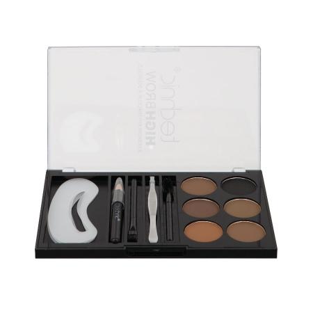 Kit complet pentru sprancene Technic High Brow Eyebrow Kit1