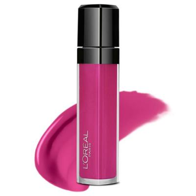 Lip Gloss L'OREAL Infallible Mega Gloss Xtreme Resist - 504 The Sky is the Limit, 8 ml