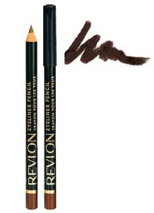 Creion de Ochi Revlon Eyeliner Pencil - 02 Earth Brown0