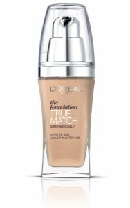 Fond de Ten L'oreal True Match (Accord Parfait) - N5 Sand0