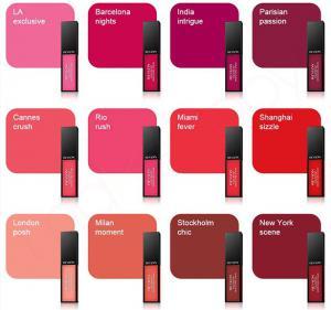 Lipgloss Revlon ColorStay Moisture Stain - 020  Rio Rush, 8 ml1