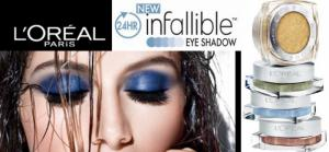 Fard Loreal Color Infallible - 037 Metalic Lilac1