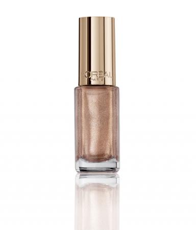 Lac de Unghii Stralucitor L'OREAL Color Riche - 223 Imperial Gold, 5 ml