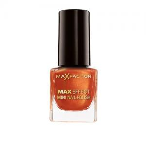 Mini Lac De Unghii Max Factor Max Effect - Deep Coral