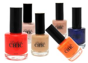 Lac De Unghii Profesional Perfect Chic - 409 Sweet Peach1