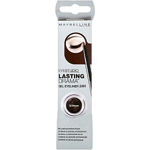 Gel Contur de Ochi Maybelline EyeStudio Lasting Drama-Brown1