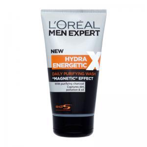 Gel De Curatare L'oreal Men Expert Hydra Energetic Magnetic Effect