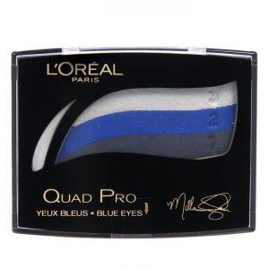 Fard L'oreal Quad Pro - 358 Midnight Blue0
