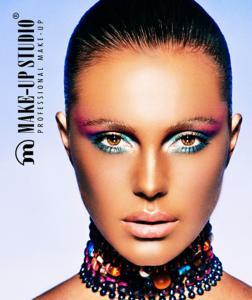 Pudra Neutralizatoare Profesionala Make-Up Studio 8 gr - Apricot1