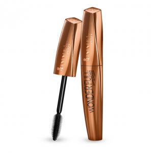 Mascara Rimmel Wonder'Full cu Ulei de Argan - Black0