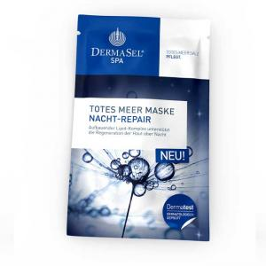 Masca Regeneranta De Noapte Dermasel - 12 ml