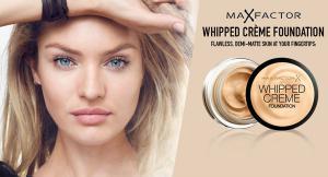 Fond de Ten Max Factor Whipped Creme - 33 Crystal Beige1