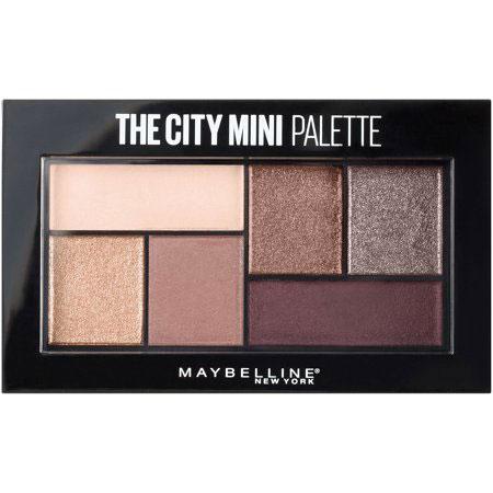 Paleta Farduri Maybelline The City Mini Palette - 410 Chill Brunch Neutrals