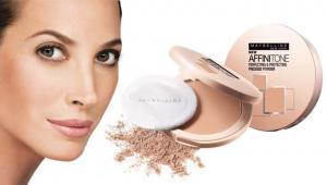 Pudra Compacta Maybelline Affinitone - 14 Creamy Beige1