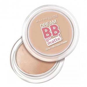 BB Cream 10 In 1 cu efect mat MAYBELLINE Dream BB Go Matte - Medium, 11g