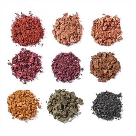 Paleta de farduri Makeup Revolution Soph X Eyeshadow Palette, Extra Spice, 18 Nuante2