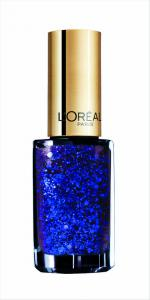 Lac de Unghii Paiete Stralucitoare L'OREAL Color Riche - 837 Bling Bang, 5 ml