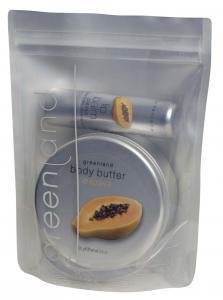 Pachet Promotional Greenland Balsam de Buze + Unt de Corp cu Papaya