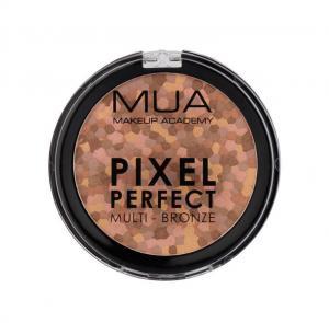 Paleta bronzanta Pixel Perfect Multi Bronze MUA Makeup Academy Professional Professional, Terracotta Glow