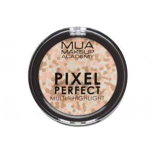 Paleta iluminatoare Pixel Perfect Multi Highlight Powder MUA Makeup Academy Professional Professional, Moonstone Shine