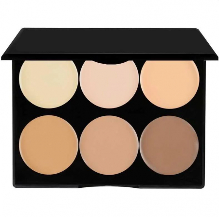 Paleta conturare Makeup Cream Contour Kit Light, 12g