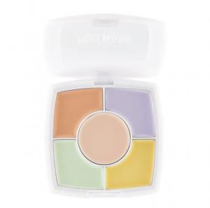 Paleta Profesionala de Corectoare Cremoase MUA Makeup Academy Professional Pro-Base Prime & Conceal Palette