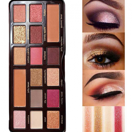 Paleta de farduri Febble The Must Beautiful Eyeshadow
