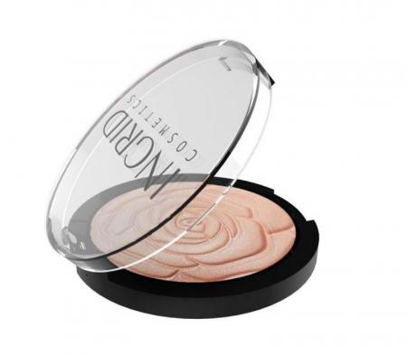 Pudra Minerala Iluminatoare Ingrid HD, Make-up Shimmer Powder, 25 g1