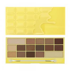 Paleta de Farduri MAKEUP REVOLUTION I Heart Makeup I Love Chocolate - Naked Chocolate