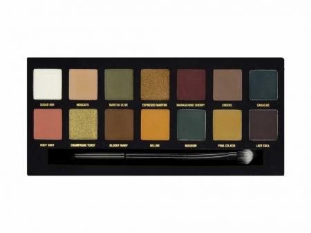 Paleta farduri W7 On The Rocks Eye Colour Palette, Neutrals on Ice, 14 culori, 9.6g1