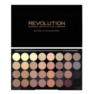 Paleta Cu 32 Farduri Mate Makeup Revolution - Flawless Matte