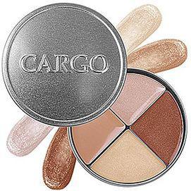 Paleta Profesionala Cu 4 Rujuri CARGO - Casablanca