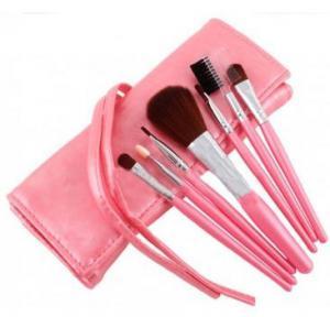Set de 7 Pensule Profesionale Fraulein38 - Silk Pink