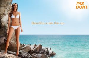Fluid Piz Buin Ultra Light Dry Touch cu Protectie Solara SPF 15, 150 ml2