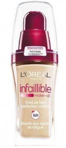Fond de Ten L'oreal Infallible 16 Hr - 230 Radiant Honey0