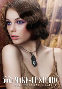 Gel Profesional Pt Fixarea Sprancenelor Make-Up Studio 9 ml1