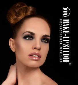 Rimel Profesional 4D Make-Up Studio 8 ml - Extra Black2