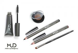Creion Profesional Pentru Ochi Si Sprancene MUD - Black1