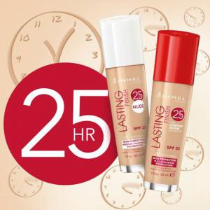 Fond De Ten Rimmel Lasting Finish 25 Hr - 103 True Ivory, 30 ml2