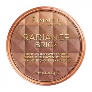 Pudra Bronzanta Rimmel Radiance Brick - 003 Dark, 12 gr