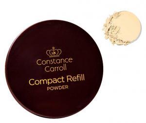 Pudra translucida matifianta Constance Carroll Compact Refill 12gr0