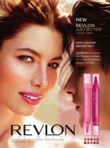 Ruj Carioca Revlon Just Bitten Lipstain + Balm  - Passion2