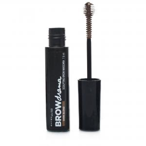 Rimel Pentru Sprancene Maybelline Brow Drama - Dark Brown1