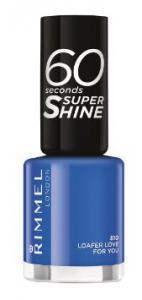 Lac de unghii Rimmel 60 Second Super Shine - 810 Loafer Love 0